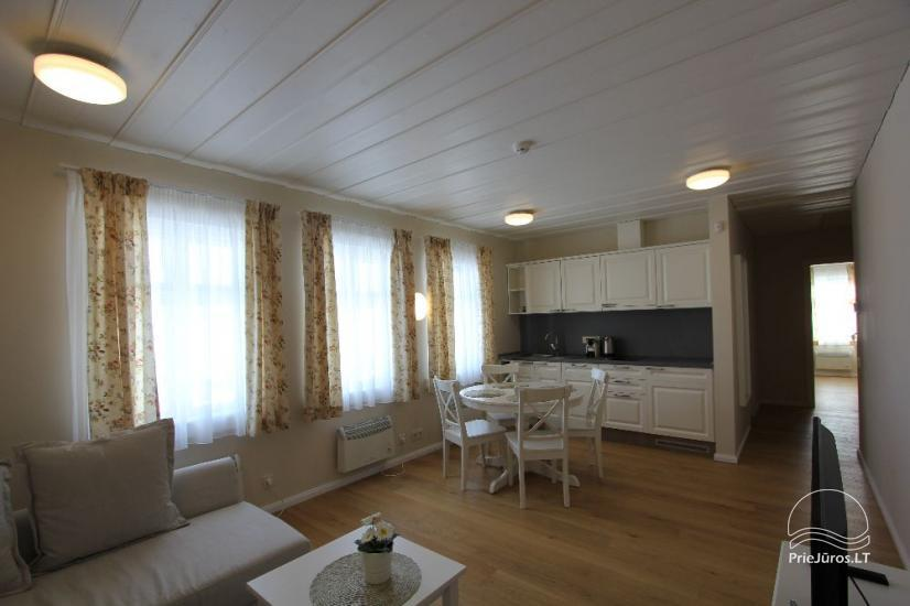 Apartments for rent in hisoric villa in Preila, Curonian Spit - 12