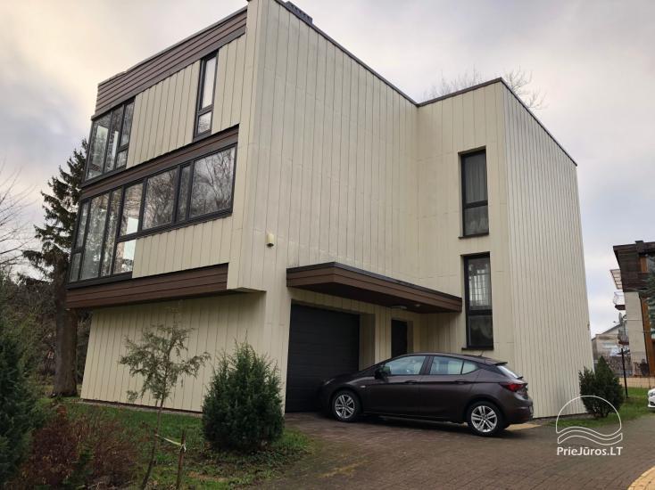 Haus zum Verkauf in der Nähe des Meeres in Palanga, in Litauen - 3
