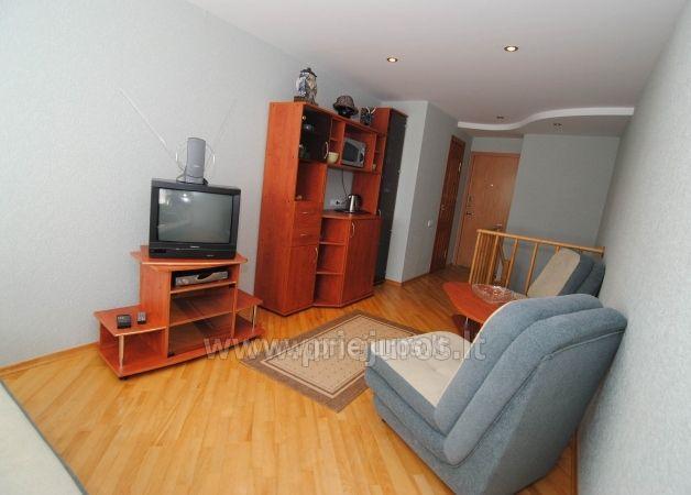 Divu istabu dzīvoklis Nida klusā vietā pie gleznainā priežu mežu - 2
