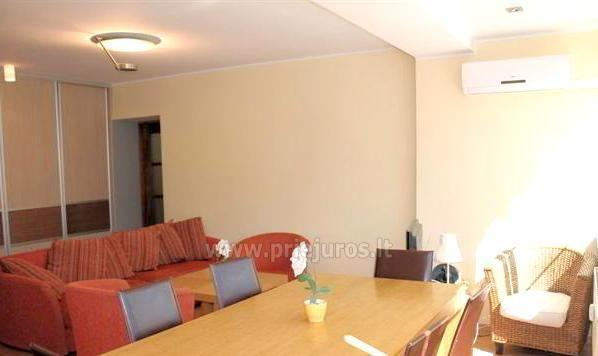 Two rooms apartment for rent in Nida - 3