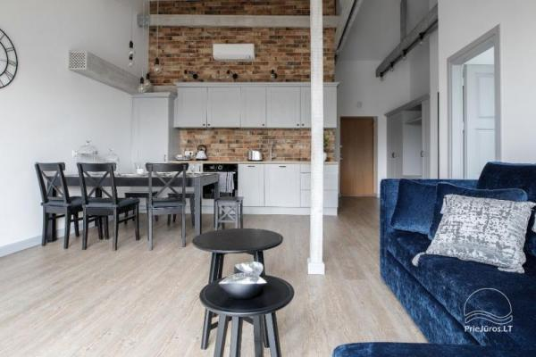 Comfort Stay - mūsdienīgs dzīvoklis Klaipēdas centrā
