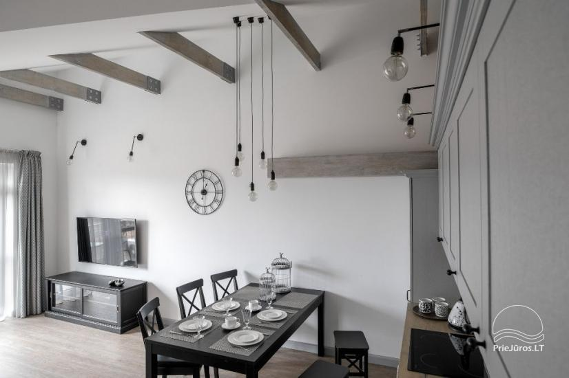 Comfort Stay - moderne Wohnung im Zentrum von Klaipeda - 13