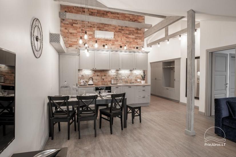 Comfort Stay - moderne Wohnung im Zentrum von Klaipeda - 21