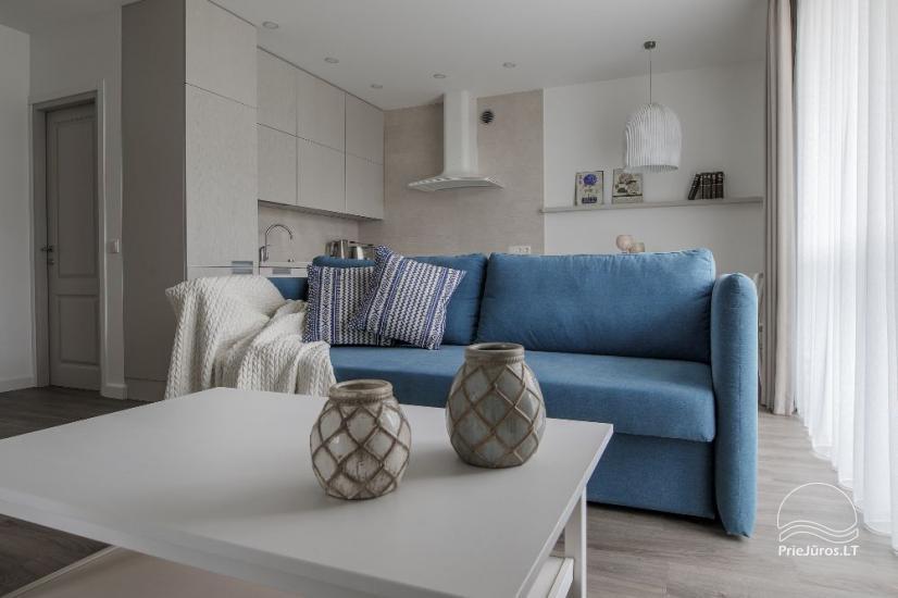 Comfort Stay - moderne Wohnung im Zentrum von Klaipeda - 24