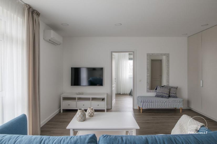 Comfort Stay - moderne Wohnung im Zentrum von Klaipeda - 25