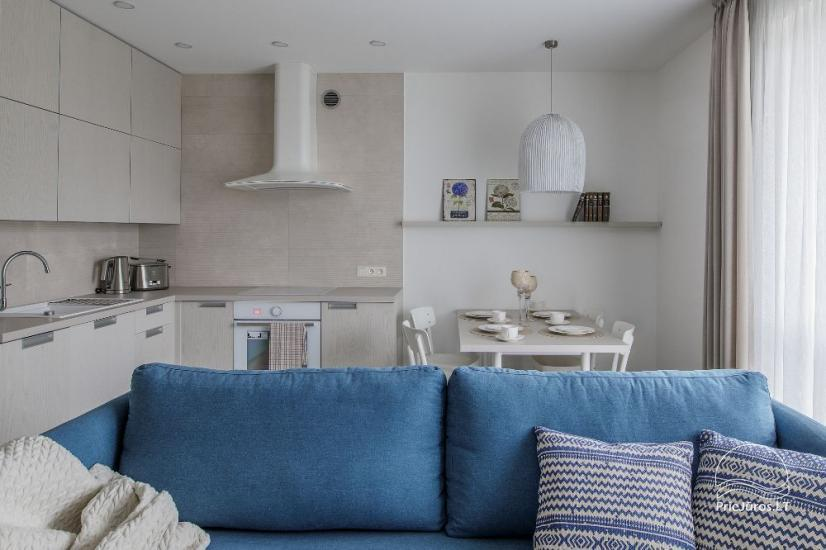 Comfort Stay - moderne Wohnung im Zentrum von Klaipeda - 26