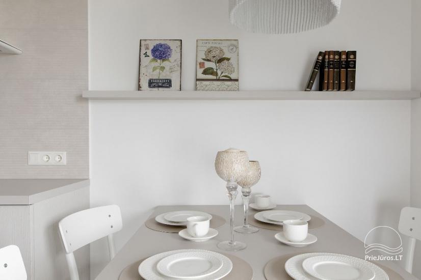 Comfort Stay - moderne Wohnung im Zentrum von Klaipeda - 27
