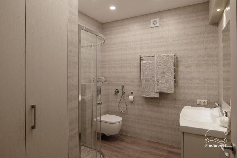 Šiuolaikiški apartamentai Klaipėdos centre Comfort Stay - 32