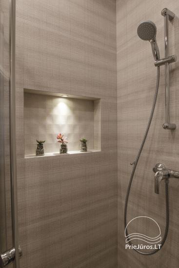 Šiuolaikiški apartamentai Klaipėdos centre Comfort Stay - 33