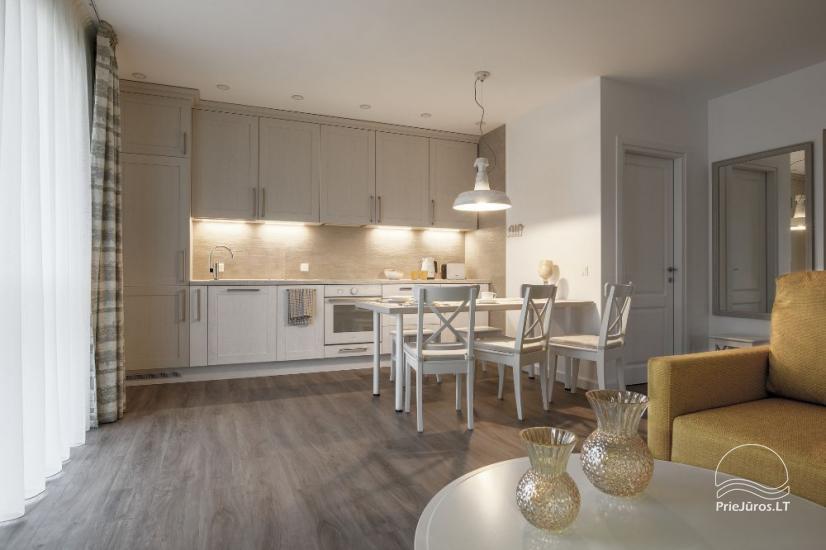 Šiuolaikiški apartamentai Klaipėdos centre Comfort Stay - 36