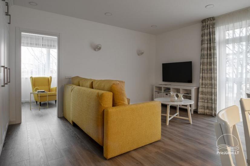Šiuolaikiški apartamentai Klaipėdos centre Comfort Stay - 39