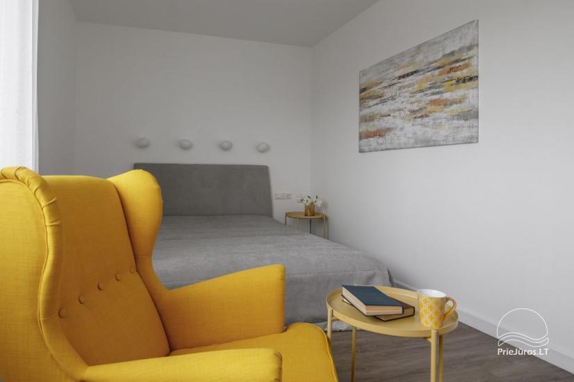 Šiuolaikiški apartamentai Klaipėdos centre Comfort Stay - 40