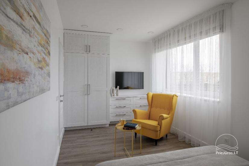 Šiuolaikiški apartamentai Klaipėdos centre Comfort Stay - 41