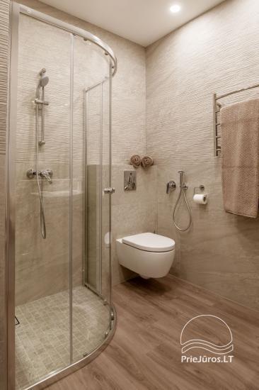 Šiuolaikiški apartamentai Klaipėdos centre Comfort Stay - 42