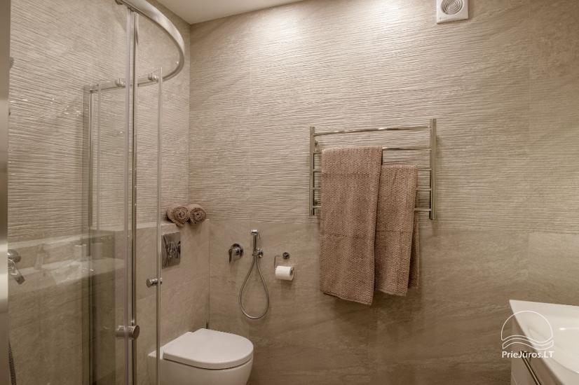 Šiuolaikiški apartamentai Klaipėdos centre Comfort Stay - 43