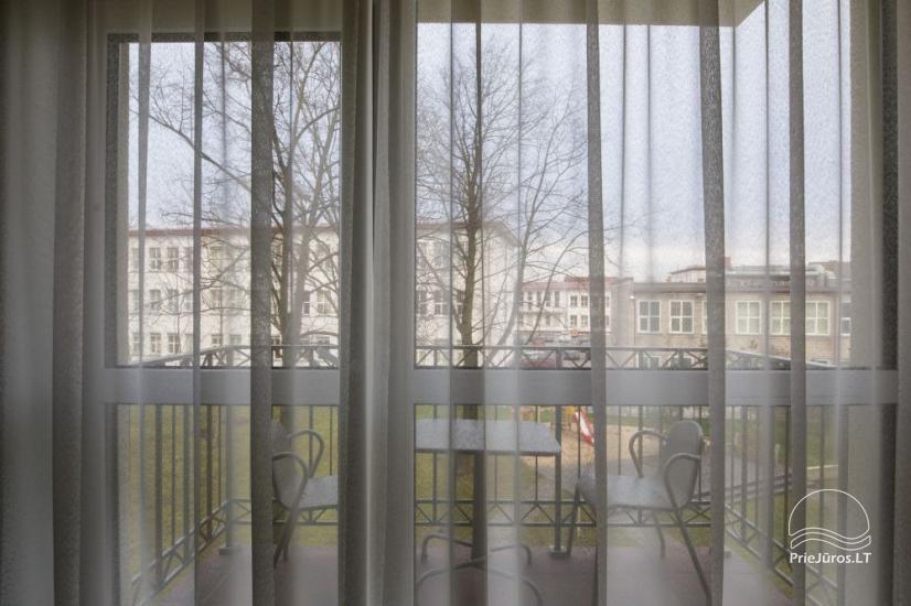 Šiuolaikiški apartamentai Klaipėdos centre Comfort Stay - 44