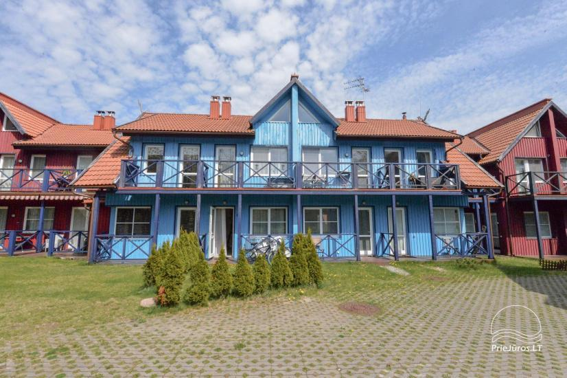 Apartment in a cottage for rent in Curonian Spit, Pervalka - 2