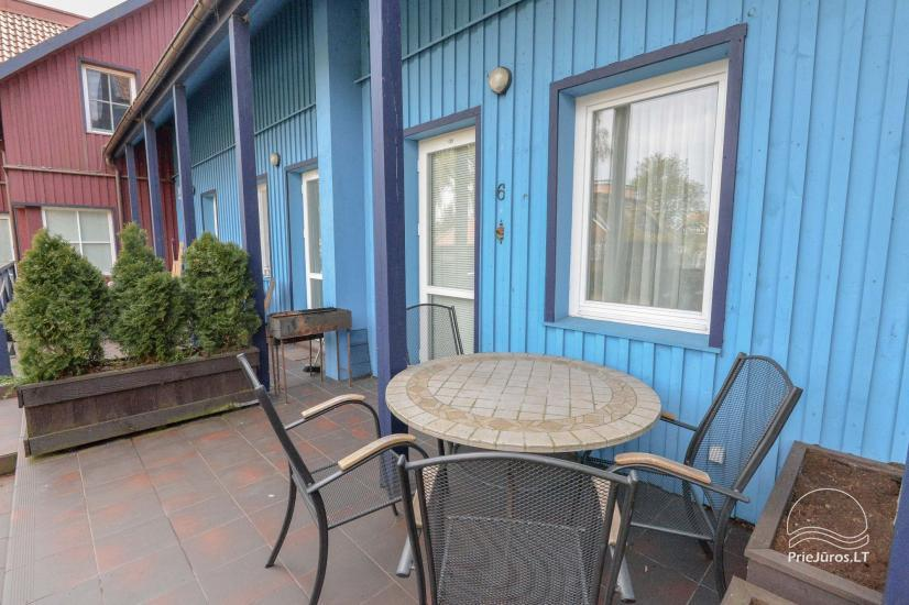 Apartment in a cottage for rent in Curonian Spit, Pervalka - 1
