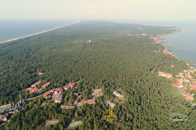 Only 0.5 mile to the beach! Apartment in Nida with the terrace in a pine forest - 18