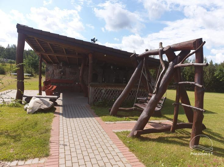Homestead for rent for your rest or celebrations in Lithuania - 24