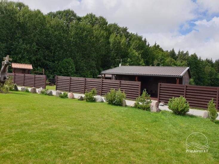 Homestead for rent for your rest or celebrations in Lithuania - 22