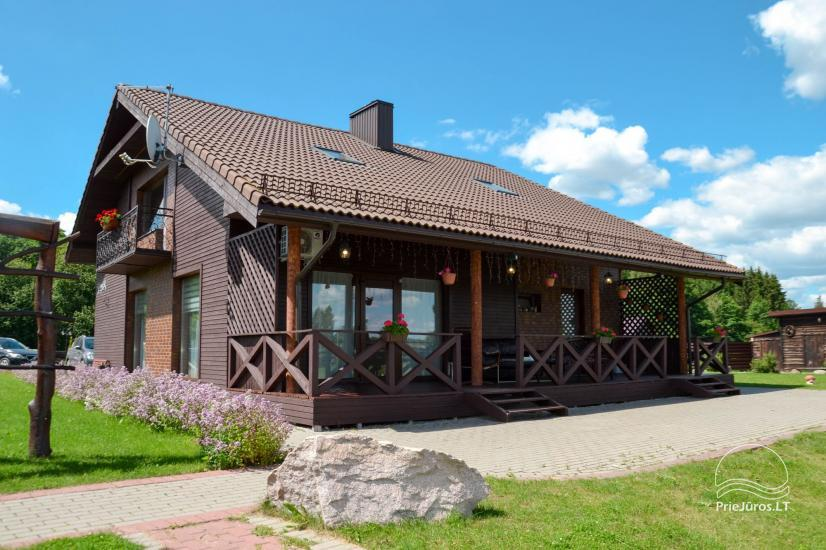 Homestead for rent for your rest or celebrations in Lithuania - 14