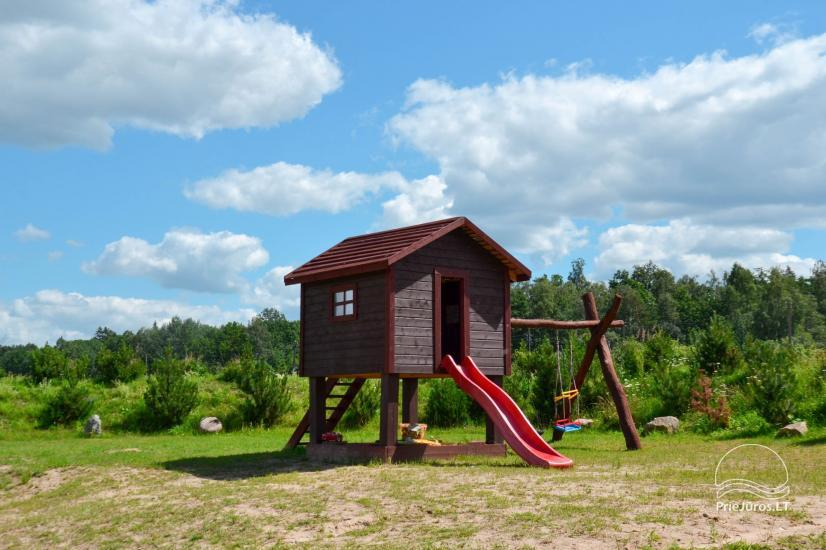 Homestead for rent for your rest or celebrations in Lithuania - 19
