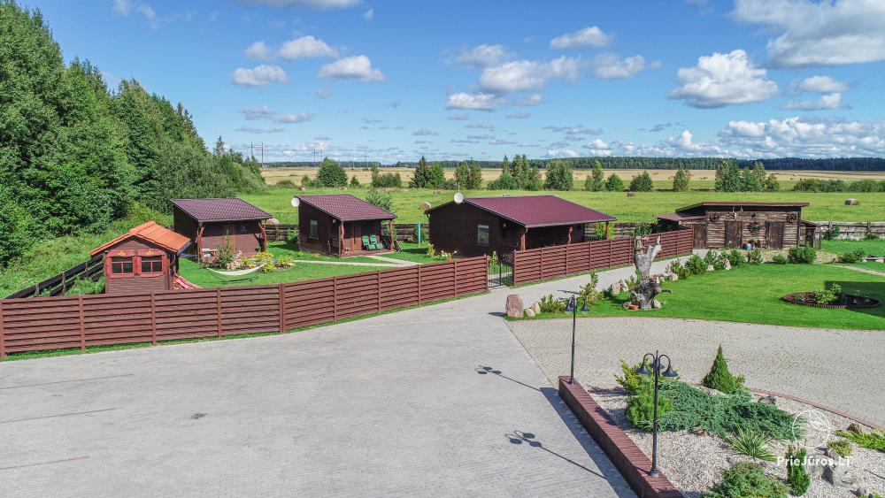 Homestead for rent for your rest or celebrations in Lithuania - 13