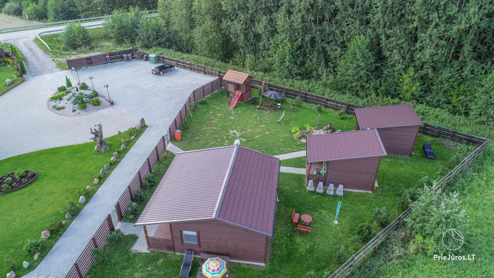 Homestead for rent for your rest or celebrations in Lithuania - 6