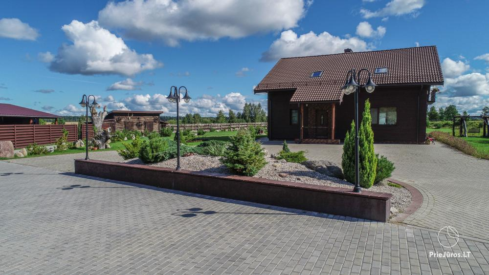 Homestead for rent for your rest or celebrations in Lithuania - 1