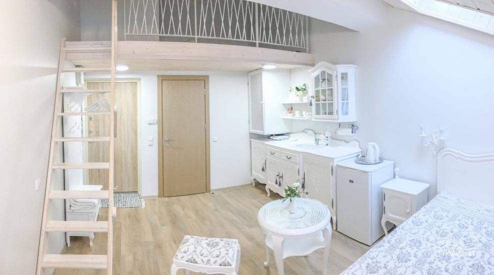 WHITE DUNE Flat for rent in Palanga. Swimming pool, kid's playground in the yard - 8