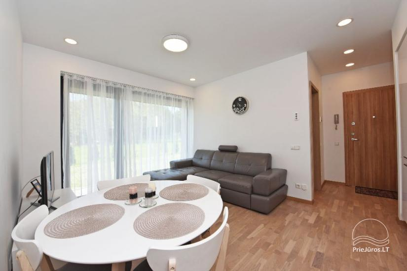 Apartments Smilciu trio for rent in Palanga - 2