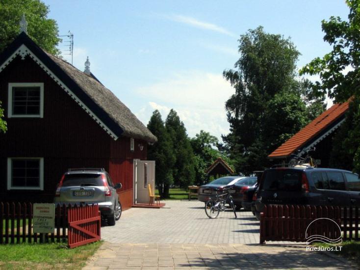 Poilsis Preiloje:  prie marių, didelė teritorija, vaikų žaidimų aikštelė, WiFi, filmuotas lietuviškas filmas Dėdė , Rokas ir Nida - 20