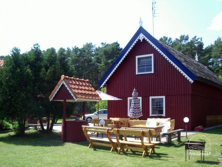 Poilsis Preiloje:  prie marių, didelė teritorija, vaikų žaidimų aikštelė, WiFi, filmuotas lietuviškas filmas Dėdė , Rokas ir Nida - 3