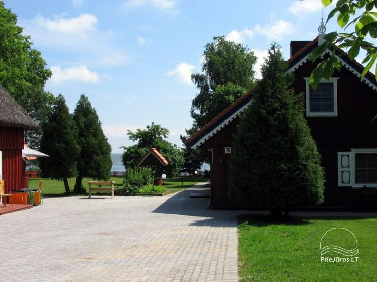 Poilsis Preiloje:  prie marių, didelė teritorija, vaikų žaidimų aikštelė, WiFi, filmuotas lietuviškas filmas Dėdė , Rokas ir Nida - 2