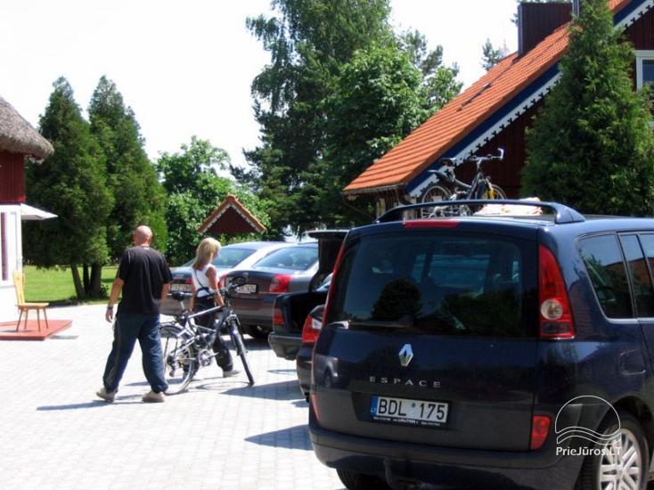 Poilsis Preiloje:  prie marių, didelė teritorija, vaikų žaidimų aikštelė, WiFi, filmuotas lietuviškas filmas Dėdė , Rokas ir Nida - 21