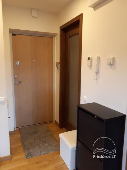 Vieno kambario butas su terasa Šventojoje, Elijos kvartale - 3