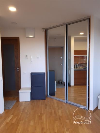 Vieno kambario butas su terasa Šventojoje, Elijos kvartale - 5