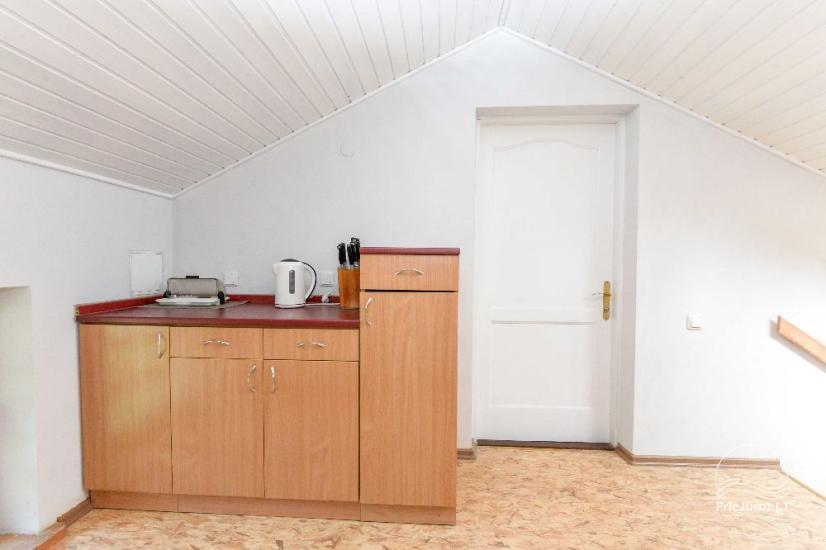 2-room apartment with sauna on the cost of Curonian Spit, Lithuania - 7