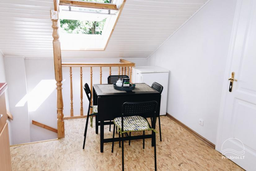 2-room apartment with sauna on the cost of Curonian Spit, Lithuania - 6