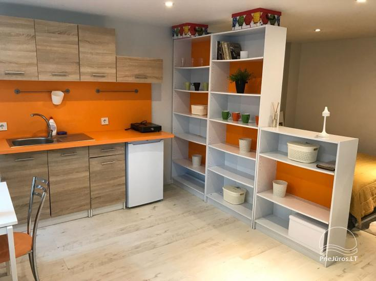 Baltijos apartamentai - Studija Palangoje - 5
