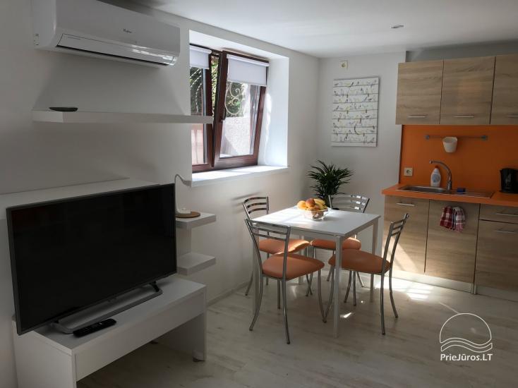 Baltijos apartamentai - Studija Palangoje - 4