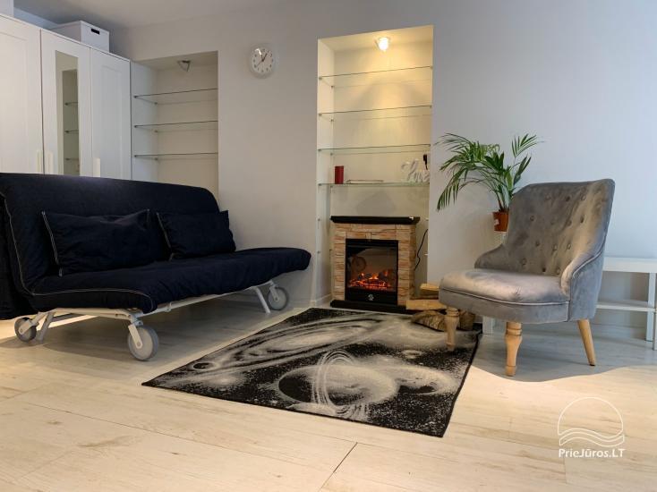 Baltijos apartamentai - Studija Palangoje - 1