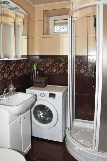 1 kambario butas Palangos centre prie grojančio fontano - 8