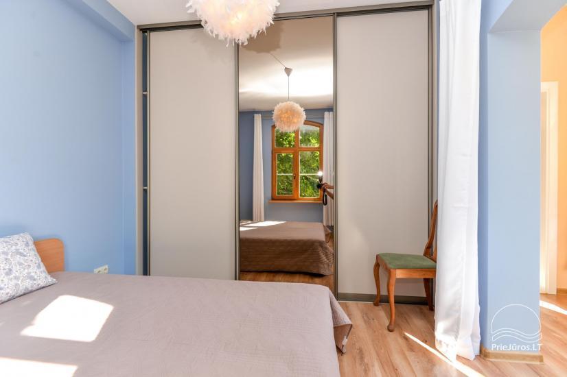 Apartamentų ir kambarių nuoma Juodkrantėje - 10