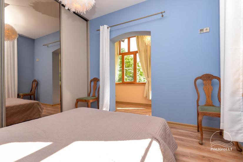 Apartamentų ir kambarių nuoma Juodkrantėje - 11
