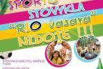 """Vaikų sporto stovykla Nidoje """"RIO vasara"""""""