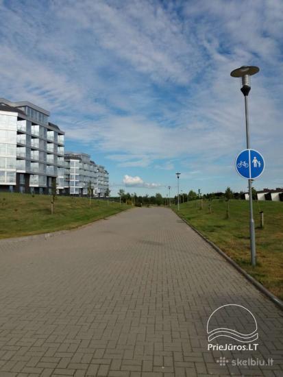 Apartamentai Šventojoje Elija