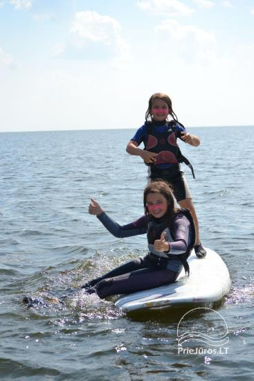 Active camping camps for children and young people by the sea and the Curonian Lagoon - 21