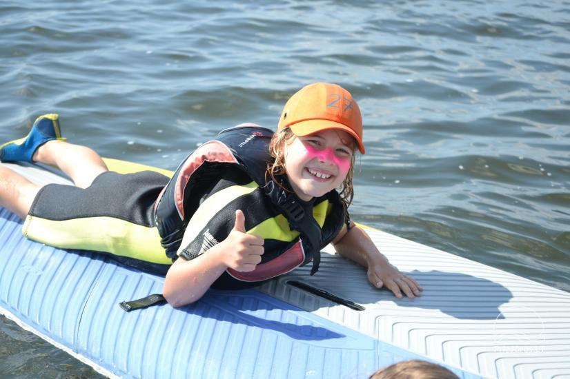 Active camping camps for children and young people by the sea and the Curonian Lagoon - 22